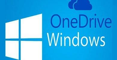 Quitar OneDrive del explorador de archivos de Windows 8.1 y 10