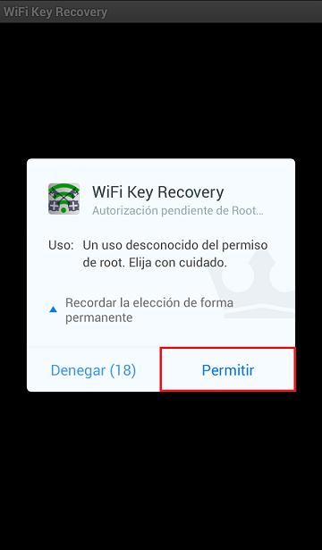 Cómo ver las contraseñas Wi-Fi guardadas en Android