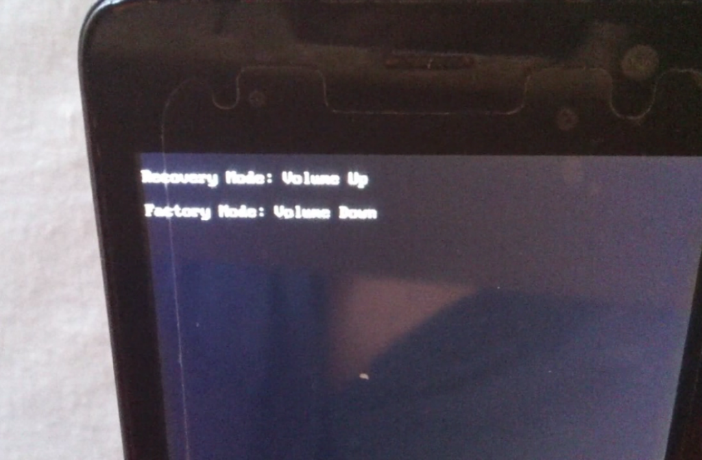 restaurar un celular Solone SL-SA6