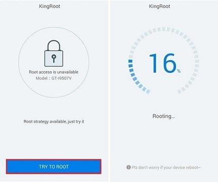 root para cualquier versión de android