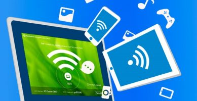 Como compartir internet en Windows 10, 8 y 7