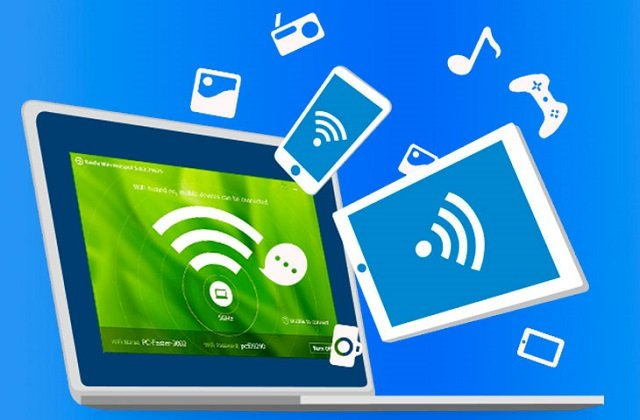 Como compartir internet en Windows 10, 8 y 7