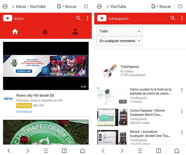 Cómo descargar vídeos de YouTube en Android