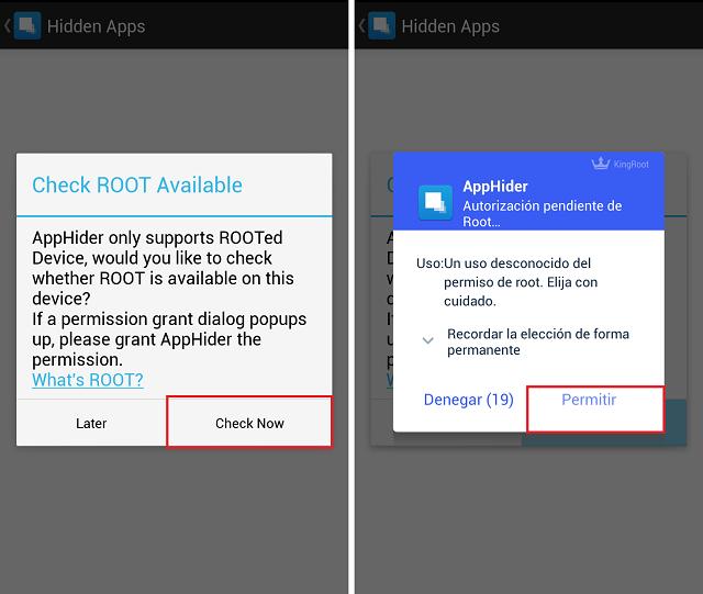Cómo ocultar fotos y videos en un teléfono Android