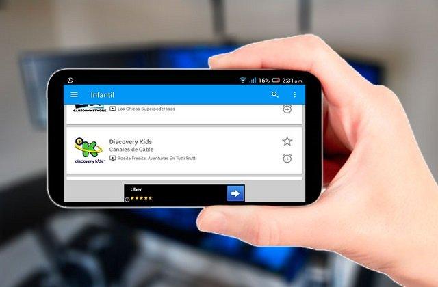 Ver TV De Paga Totalmente gratis En Android