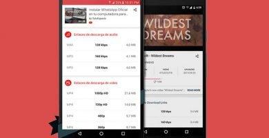 Cómo descargar vídeos de Youtube desde un móvil Android
