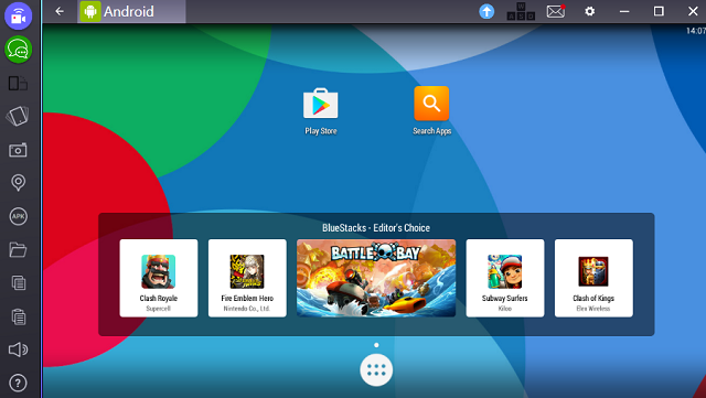 Download And Install BlueStacks Offline Installer For PC