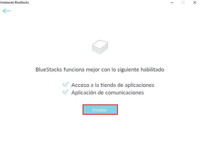 Cómo ejecutar WhatsApp en el PC con BlueStacks