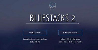 BlueStacks manual de instalación y configuración