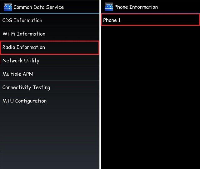 Cambiar el Numero IMEI de Android