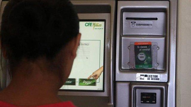 pagar con tarjeta inteligente cfe