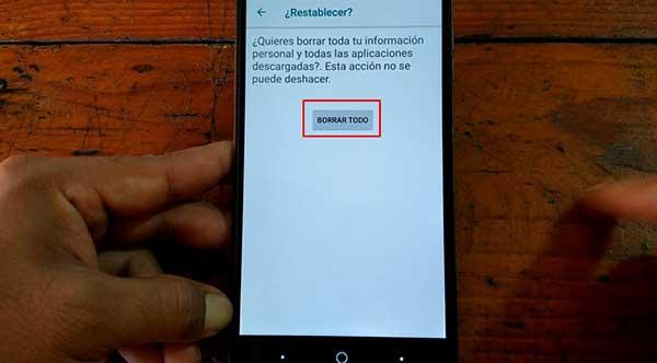remover cuenta google zte blade v ultra 8.1