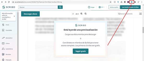 descargar documentos scribd sin registrarse