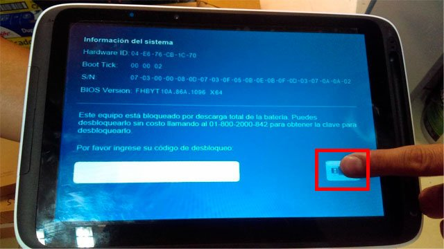 desbloquear tablet aprende mx por usb
